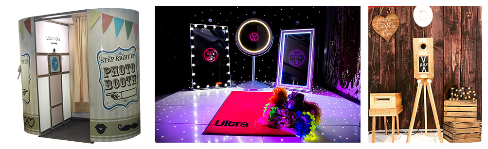 Packages   Ultra Booth